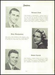 Page 13, 1953 Edition, Little York High School - Eaglelite Yearbook (Little York, IL) online yearbook collection