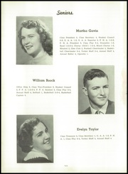 Page 14, 1953 Edition, Little York High School - Eaglelite Yearbook (Little York, IL) online yearbook collection