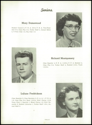 Page 16, 1953 Edition, Little York High School - Eaglelite Yearbook (Little York, IL) online yearbook collection