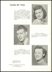 Page 11, 1955 Edition, Little York High School - Eaglelite Yearbook (Little York, IL) online yearbook collection