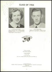Page 14, 1955 Edition, Little York High School - Eaglelite Yearbook (Little York, IL) online yearbook collection