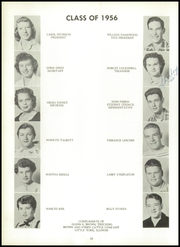 Page 16, 1955 Edition, Little York High School - Eaglelite Yearbook (Little York, IL) online yearbook collection