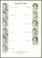 Page 17, 1955 Edition, Little York High School - Eaglelite Yearbook (Little York, IL) online yearbook collection