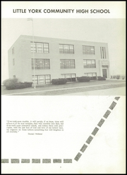 Page 7, 1955 Edition, Little York High School - Eaglelite Yearbook (Little York, IL) online yearbook collection