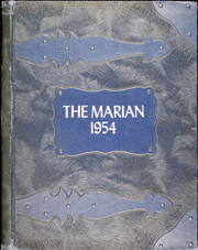 Page 1, 1954 Edition, St Marys High School - Marian Yearbook (Carlyle, IL) online yearbook collection