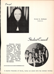 Page 17, 1954 Edition, St Marys High School - Marian Yearbook (Carlyle, IL) online yearbook collection