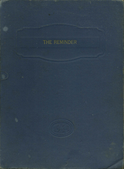 1944 Edition, Kampsville High School - Reminder Yearbook (Kampsville, IL)