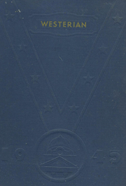1945 Edition, Westervelt High School - Westerian Yearbook (Westervelt, IL)