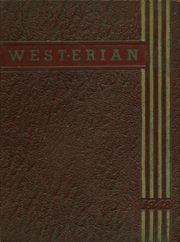 1948 Edition, Westervelt High School - Westerian Yearbook (Westervelt, IL)