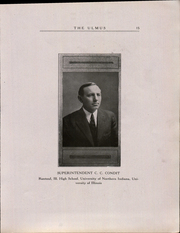 Page 15, 1918 Edition, Elmwood Community High School - Ulmus Yearbook (Elmwood, IL) online yearbook collection