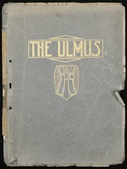 Page 1, 1922 Edition, Elmwood Community High School - Ulmus Yearbook (Elmwood, IL) online yearbook collection