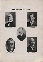 Page 9, 1922 Edition, Elmwood Community High School - Ulmus Yearbook (Elmwood, IL) online yearbook collection