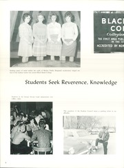 Page 10, 1963 Edition, Black Hawk College - Sauk Yearbook (Moline, IL) online yearbook collection