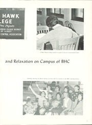 Page 11, 1963 Edition, Black Hawk College - Sauk Yearbook (Moline, IL) online yearbook collection