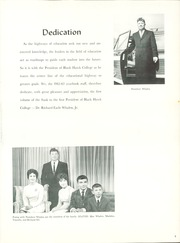 Page 13, 1963 Edition, Black Hawk College - Sauk Yearbook (Moline, IL) online yearbook collection