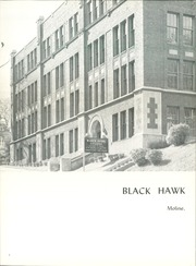 Page 6, 1963 Edition, Black Hawk College - Sauk Yearbook (Moline, IL) online yearbook collection