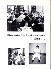 Page 12, 1966 Edition, Black Hawk College - Sauk Yearbook (Moline, IL) online yearbook collection