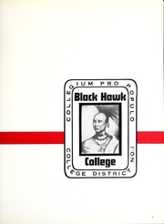 Page 7, 1966 Edition, Black Hawk College - Sauk Yearbook (Moline, IL) online yearbook collection