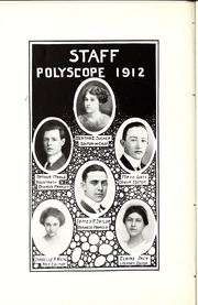 Page 14, 1912 Edition, Bradley University - Anaga Yearbook (Peoria, IL) online yearbook collection