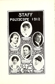 Page 15, 1912 Edition, Bradley University - Anaga Yearbook (Peoria, IL) online yearbook collection