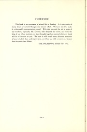 Page 10, 1915 Edition, Bradley University - Anaga Yearbook (Peoria, IL) online yearbook collection