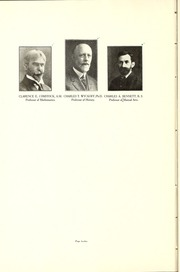 Page 16, 1915 Edition, Bradley University - Anaga Yearbook (Peoria, IL) online yearbook collection