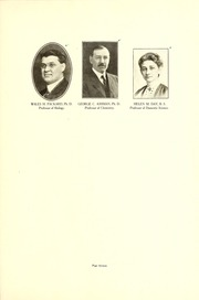Page 17, 1915 Edition, Bradley University - Anaga Yearbook (Peoria, IL) online yearbook collection