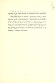 Page 9, 1915 Edition, Bradley University - Anaga Yearbook (Peoria, IL) online yearbook collection