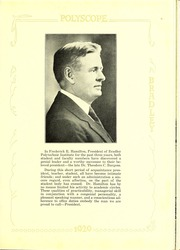 Page 15, 1929 Edition, Bradley University - Anaga Yearbook (Peoria, IL) online yearbook collection