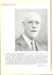 Page 15, 1936 Edition, Bradley University - Anaga Yearbook (Peoria, IL) online yearbook collection