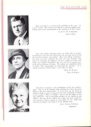 Page 16, 1936 Edition, Bradley University - Anaga Yearbook (Peoria, IL) online yearbook collection