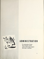 Page 15, 1953 Edition, Bradley University - Anaga Yearbook (Peoria, IL) online yearbook collection
