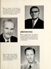 Page 17, 1953 Edition, Bradley University - Anaga Yearbook (Peoria, IL) online yearbook collection