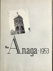 Page 5, 1953 Edition, Bradley University - Anaga Yearbook (Peoria, IL) online yearbook collection