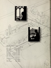 Page 8, 1953 Edition, Bradley University - Anaga Yearbook (Peoria, IL) online yearbook collection