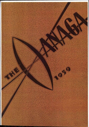 Page 1, 1959 Edition, Bradley University - Anaga Yearbook (Peoria, IL) online yearbook collection