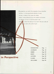 Page 11, 1959 Edition, Bradley University - Anaga Yearbook (Peoria, IL) online yearbook collection