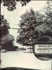 Page 8, 1959 Edition, Bradley University - Anaga Yearbook (Peoria, IL) online yearbook collection