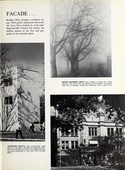 Page 9, 1961 Edition, Bradley University - Anaga Yearbook (Peoria, IL) online yearbook collection