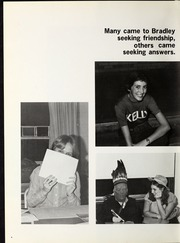 Page 8, 1978 Edition, Bradley University - Anaga Yearbook (Peoria, IL) online yearbook collection