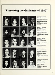 Page 9, 1980 Edition, Bradley University - Anaga Yearbook (Peoria, IL) online yearbook collection