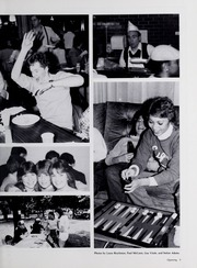 Page 9, 1984 Edition, Bradley University - Anaga Yearbook (Peoria, IL) online yearbook collection