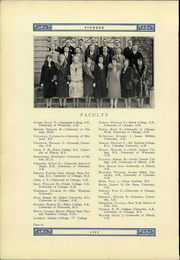 Page 16, 1929 Edition, Morton Junior College - Pioneer Yearbook (Cicero, IL) online yearbook collection