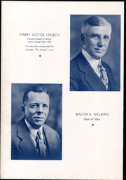 Page 18, 1933 Edition, Morton Junior College - Pioneer Yearbook (Cicero, IL) online yearbook collection