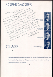 Page 26, 1933 Edition, Morton Junior College - Pioneer Yearbook (Cicero, IL) online yearbook collection