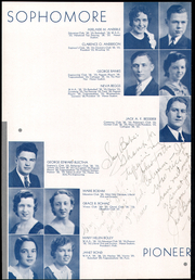 Page 28, 1933 Edition, Morton Junior College - Pioneer Yearbook (Cicero, IL) online yearbook collection