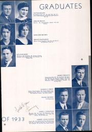 Page 29, 1933 Edition, Morton Junior College - Pioneer Yearbook (Cicero, IL) online yearbook collection