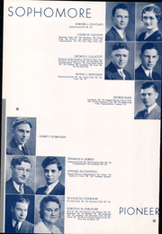 Page 30, 1933 Edition, Morton Junior College - Pioneer Yearbook (Cicero, IL) online yearbook collection