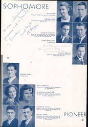 Page 32, 1933 Edition, Morton Junior College - Pioneer Yearbook (Cicero, IL) online yearbook collection