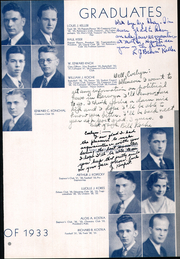 Page 33, 1933 Edition, Morton Junior College - Pioneer Yearbook (Cicero, IL) online yearbook collection